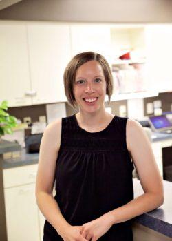 Melissa Conard, Midwife