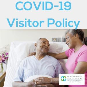 COVID-19 Visitor Policy (1)
